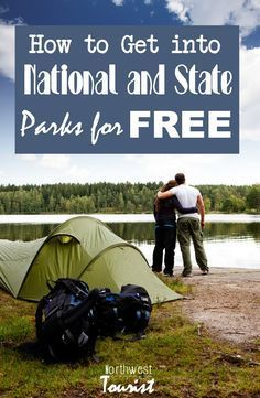 How to Get Discounts at National and State Parks- tips for getting into national and state parks for free or at a very deep discount no matter who you are!