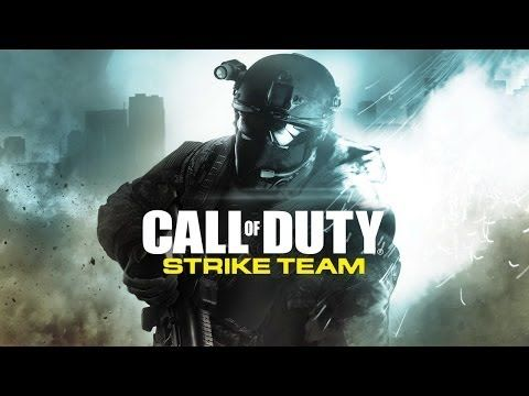 Call Of Duty Strike Team Android Gameplay Part 1 Hd Call Of Duty Call Of Duty Black Call Of Duty Gameplay