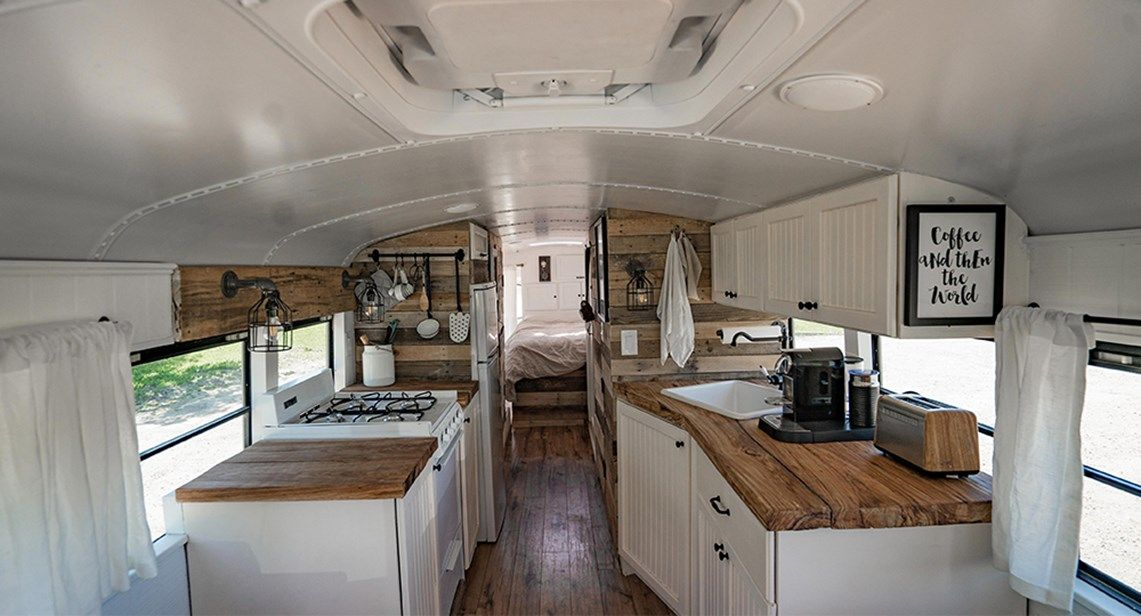 This Bus Turned Loft Will Give You Home And Travel Envy