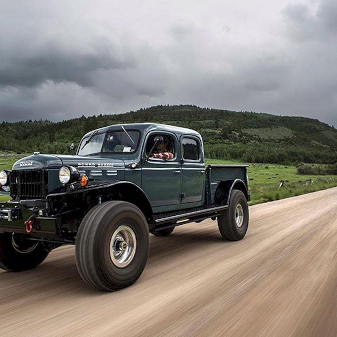 Coolest Vintage Dodge Power Wagon Trucks | Trucks | Dodge