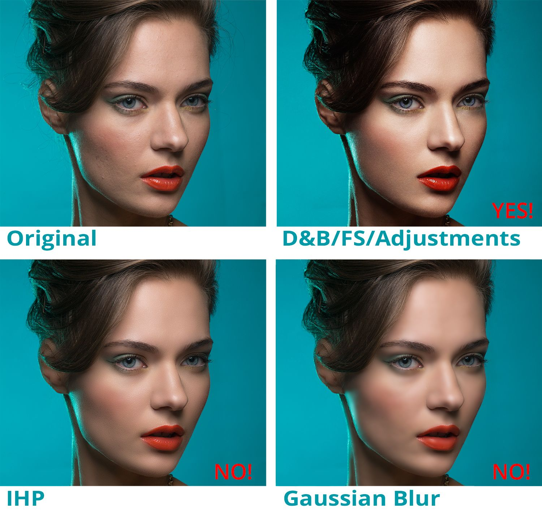 Skin retouching techniques compared photo editing software skin retouching techniques compared photoshop retouchingsmooth baditri Choice Image