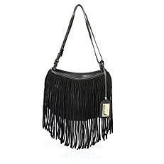 7a80a7a3845af Schwarze Fransentasche von Buffalo!  buffalo  fransen  tasche  fringes  bag   black  schwarz  fashion