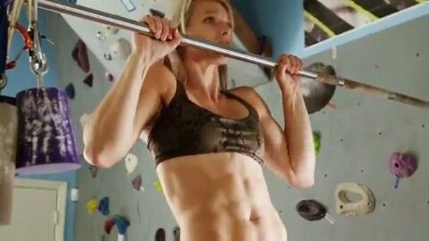 5a2546ce87 How  Supergirl  stuntwoman Jessie Graff just made  Ninja Warrior  history  (2016.08)