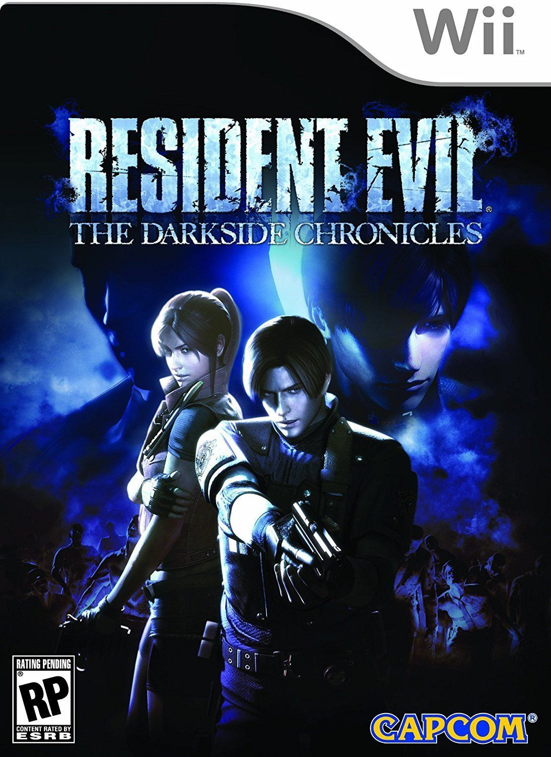 Nintendo Video Games Video Games Consoles Resident Evil Wii