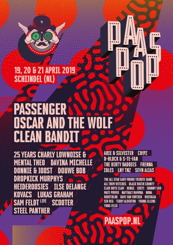 Paaspop Festival 2019 | European Festivals | European