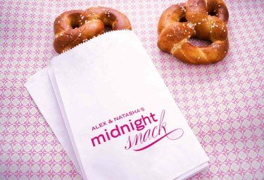 ***Locally made treat -- soft pretzels from Pretzel and Pizza Creations in downtown Frederick