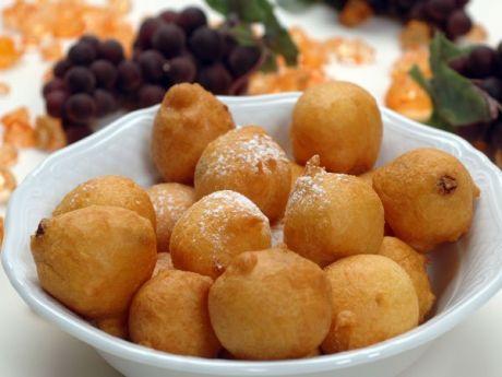 Cocinar Con Miel   Bunuelos Fritos Con Miel Recetas Tradicionales Aat Zig