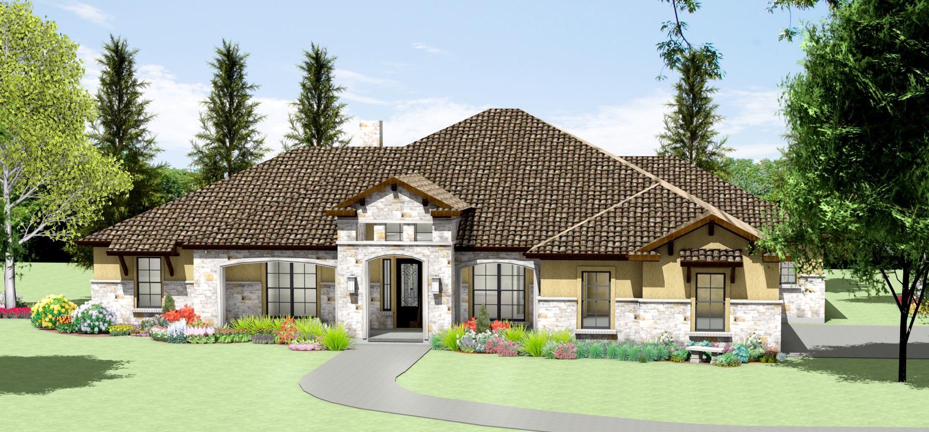 S3450R Texas Tuscan Design