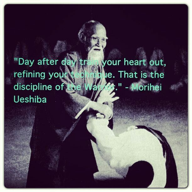 O'Sensei Martial Arts quotes Pinterest Martial