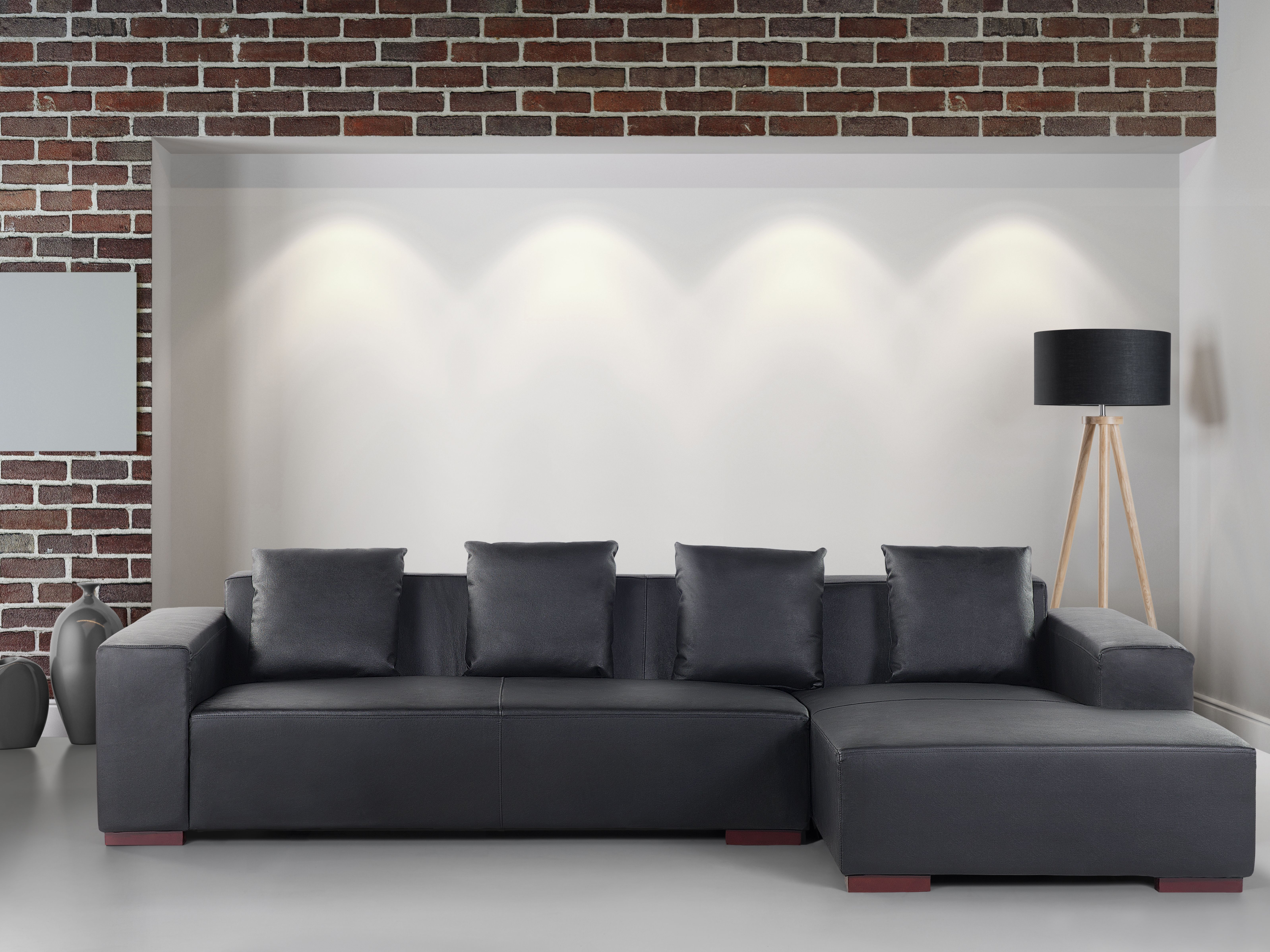 Cool Low Profile Sectional Sofa Fancy 66 With Additional Modern