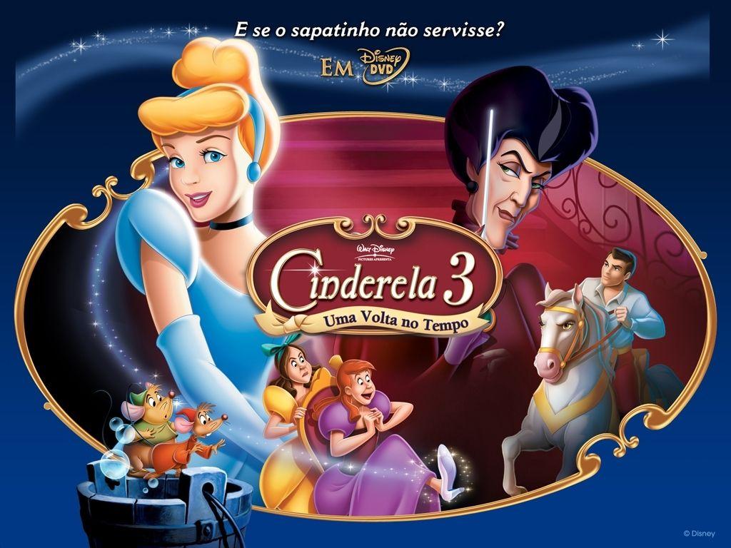 Cinderella Cinderela Fada Madrinha Cinderela 3