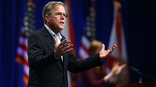 Jeb Bush goes all in on national security | TheHill