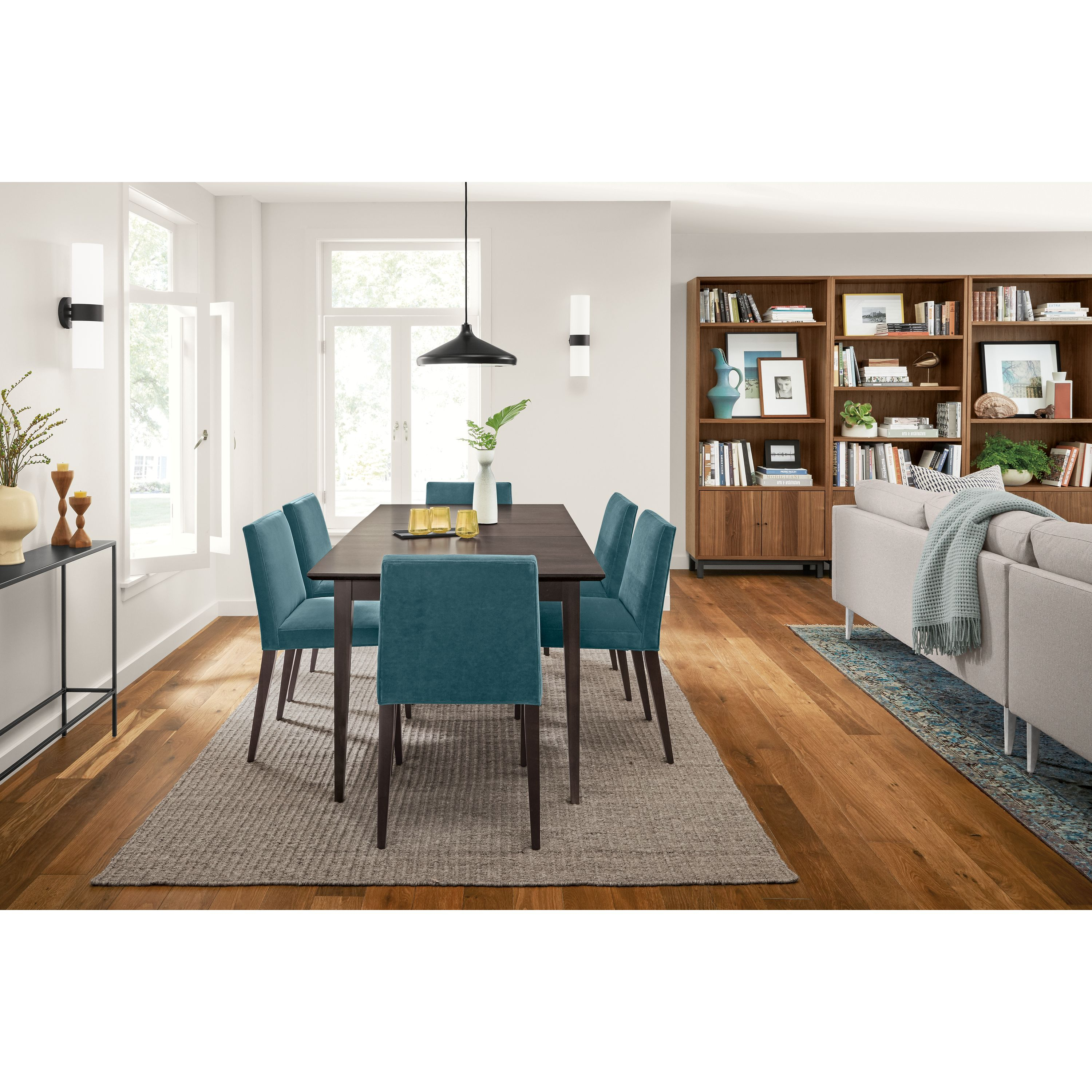 Room Board Slim Console Tables In Recycled Natural Steel Dining Side Chairs Slim Console Table