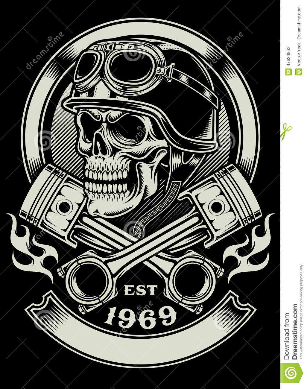 outlaw bikers symbols