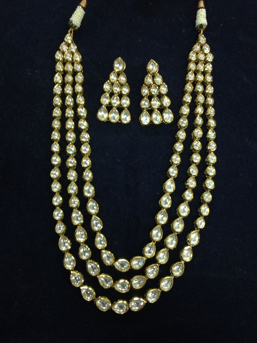 Long pan graduation sets rushabh antique jewellery pinterest