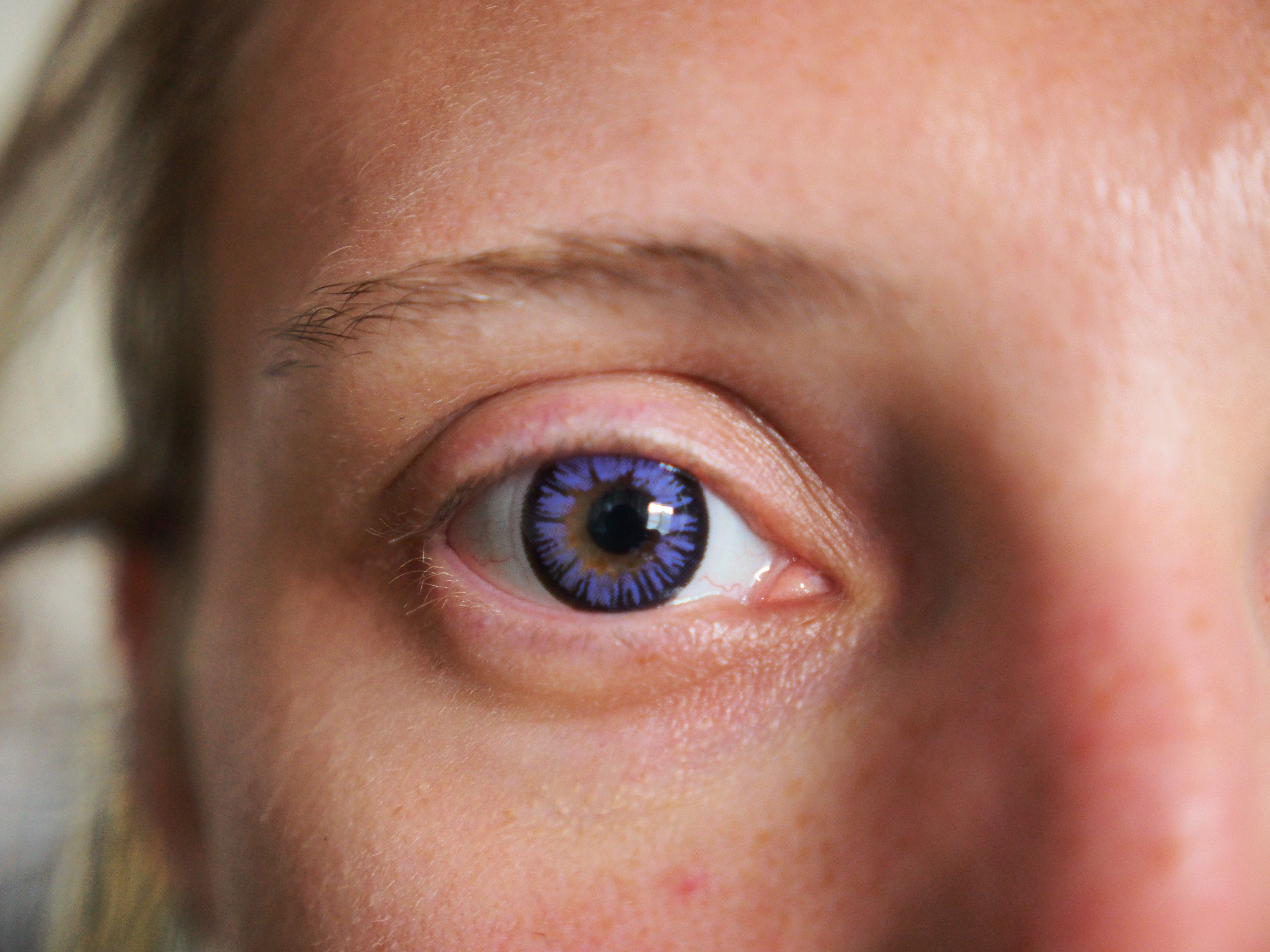 behind eyes hazel thesis 6 compare hazel eyes with brown eyes hazel color is not similar to other specific ones such as brown, eye, red or blue.