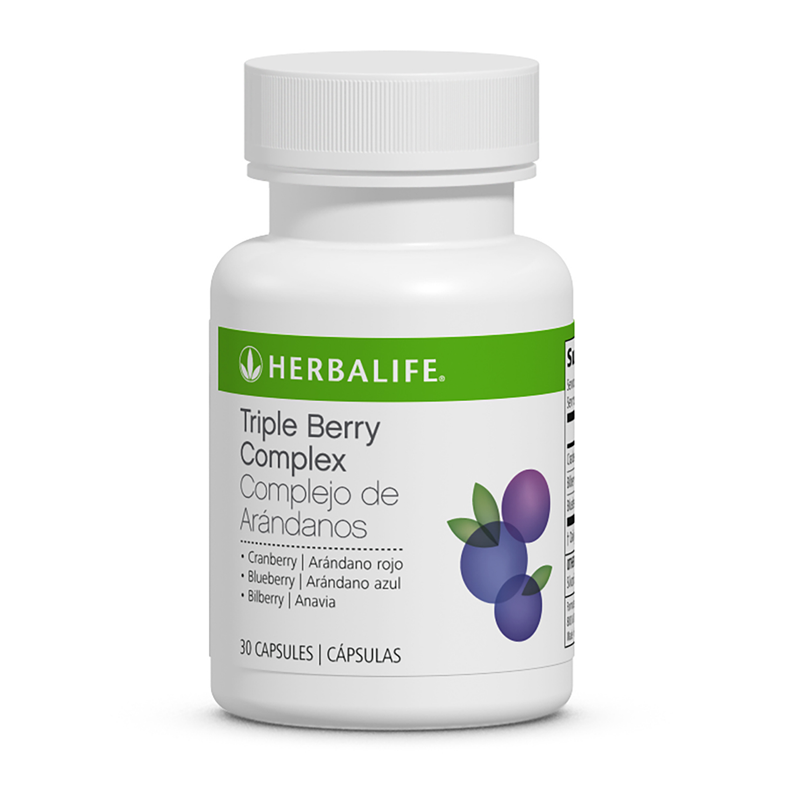 Herbalife Triple Berry Complex 30 Capsules Herbalife Simple Nutrition Nutrition Tips