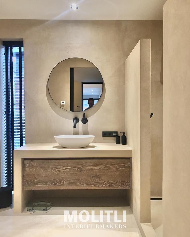 MOLITLI badkamer ontwerp en realisatie