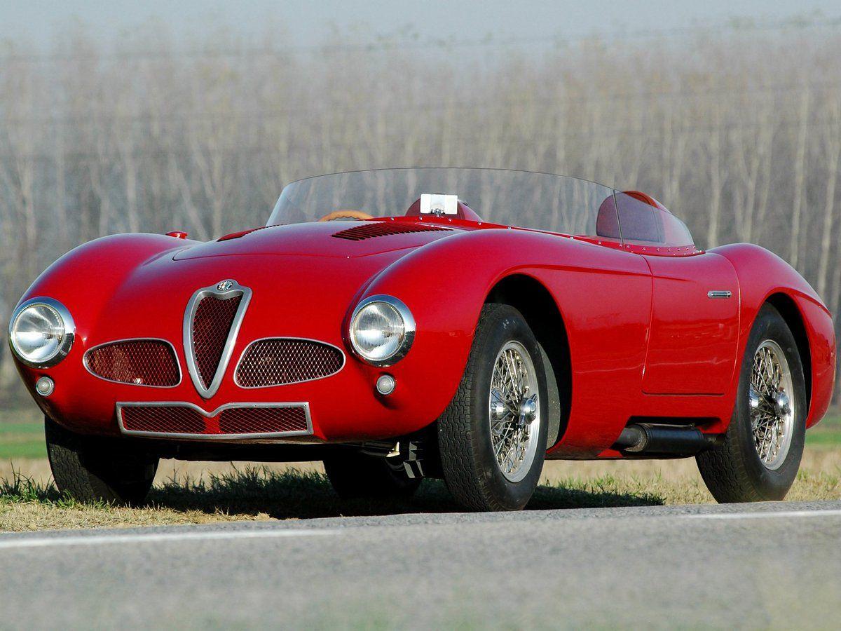 Alfa Romeo 6c >> 1952 Alfa Romeo 6c 3000 Spider Cars Alfa Romeo Auto