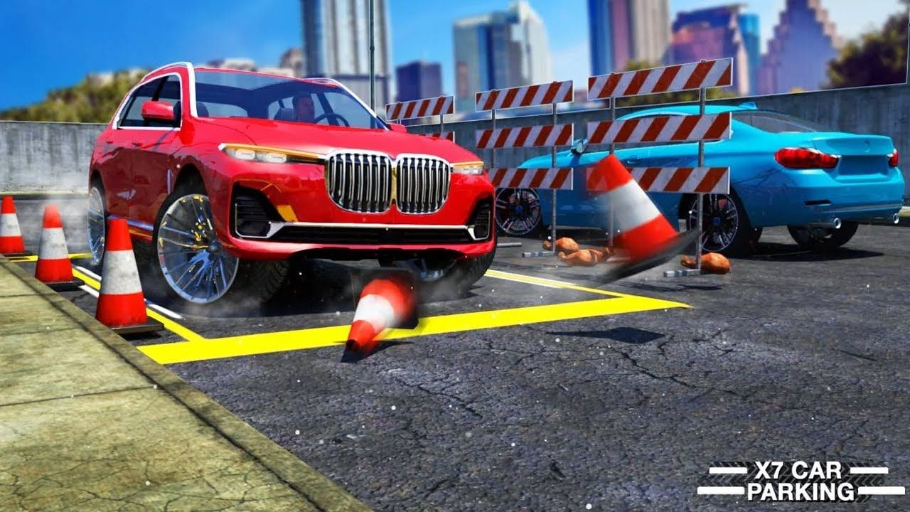Bmw X7 Driving Parking Car Suv Simulator Android Gameplay Cars Games