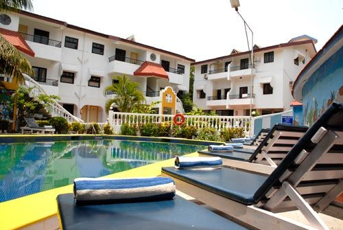 Goan Village One Of The Three Star Resorts Located At Candolim Beach Of Goa Avails Array Of Services For Both Business And Leisure Resort Beautiful Beaches Goa