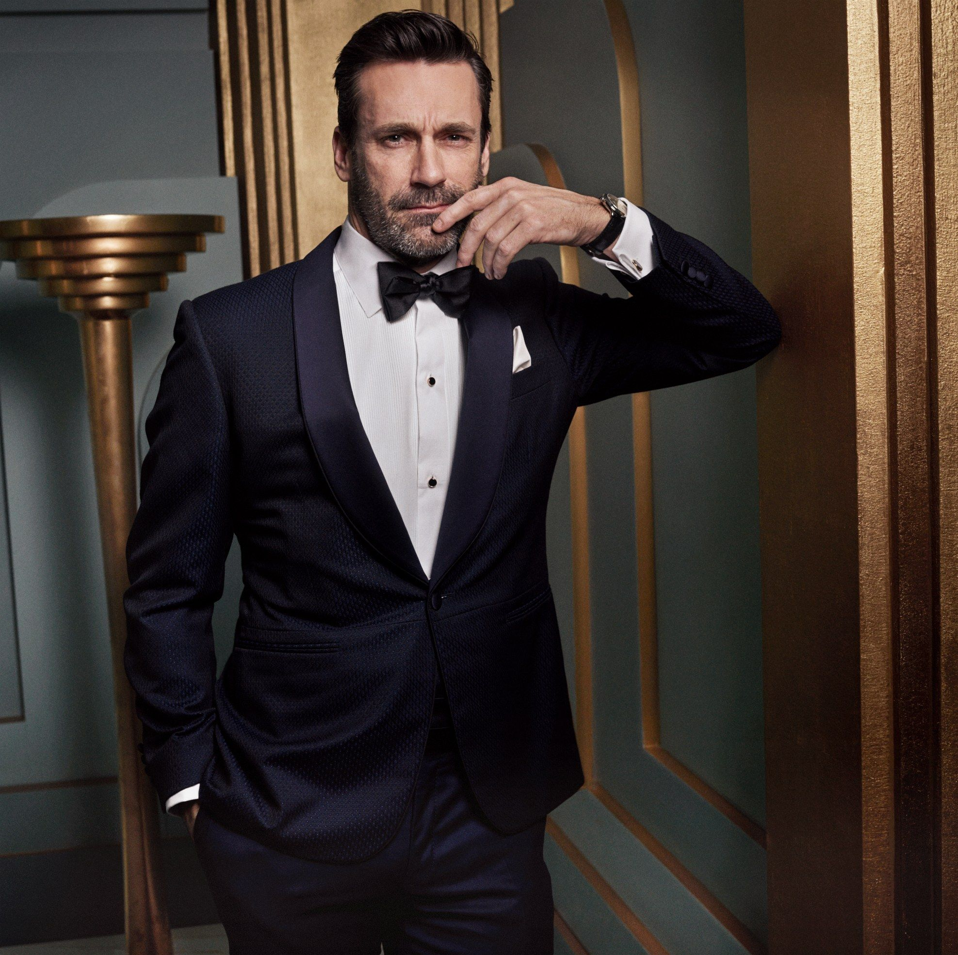 Jon Hamm Inside The Vfoscars Instagram Portrait Studio Celebrity Portraits Jon Hamm Vanity Fair