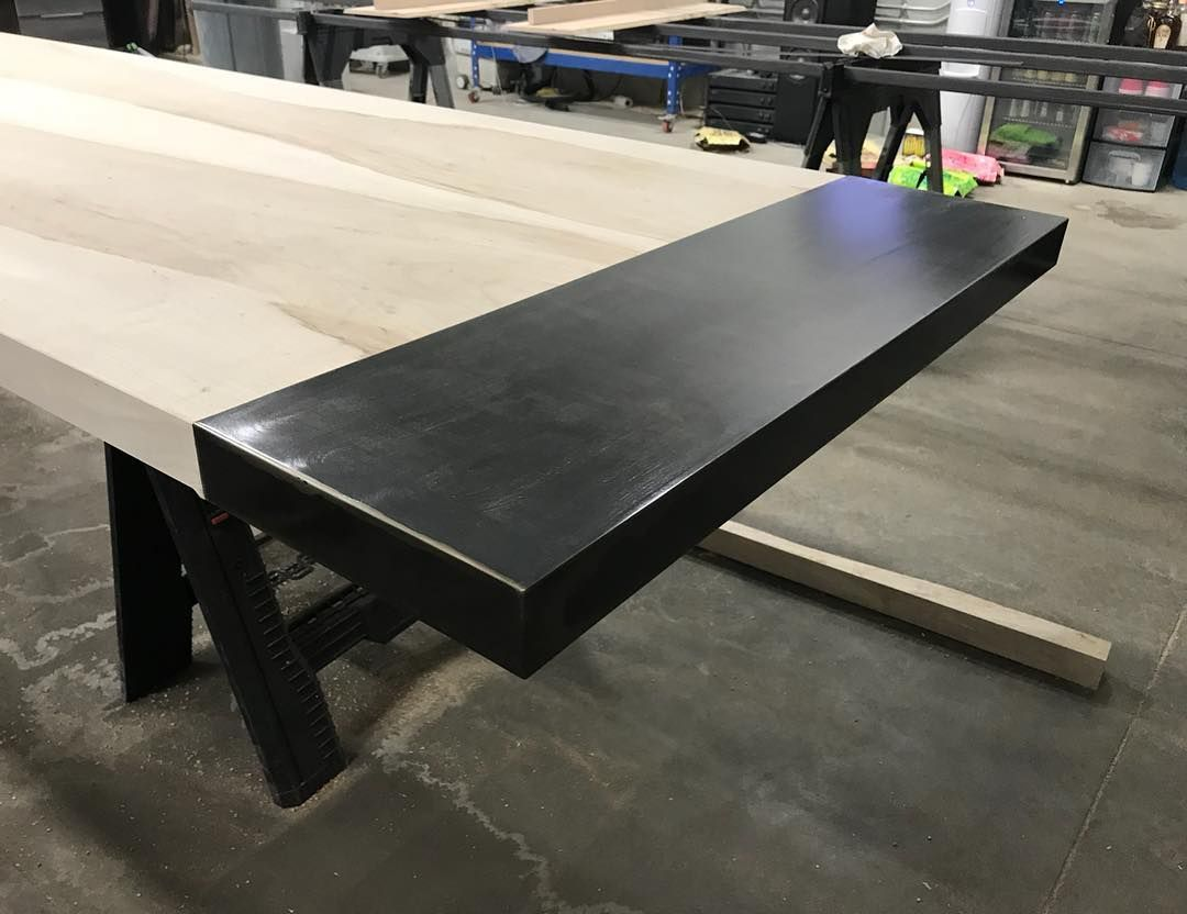 ... #woodandsteel #woodandmetal #woodwork #wood #woodworking #handcrafted  #customdesign #metalfab #metalwork #customfurniture #minnesota #minneapolis  #water ...