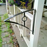 Best New Wrought Iron Handrail Grabrail Handle 1 2 Step Metal 640 x 480