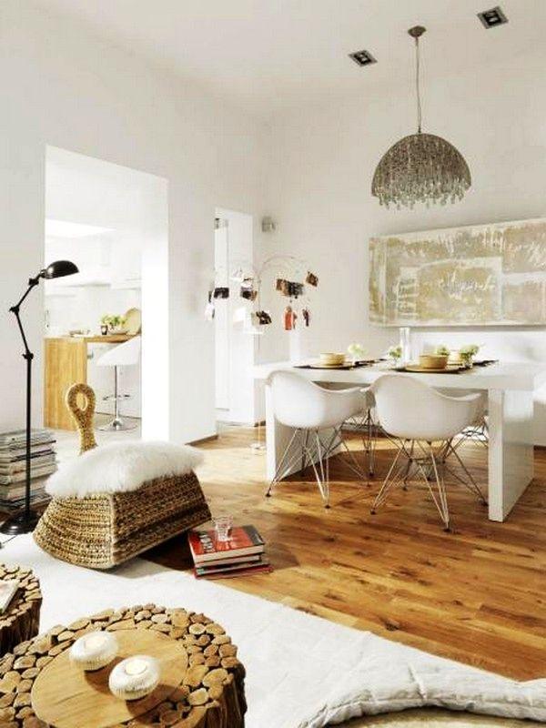 Rustic Feminine Home Decor