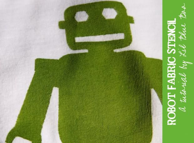 diy: Green Robot