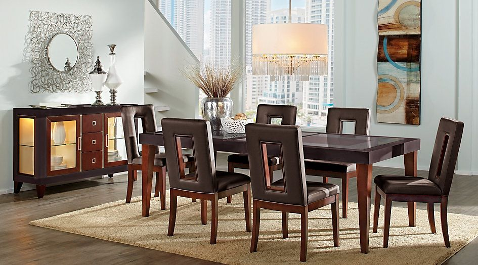 20 Great Contemporary Dining Rooms With Combination Of Light Wood Entrancing Dining Rooms Design Inspiration