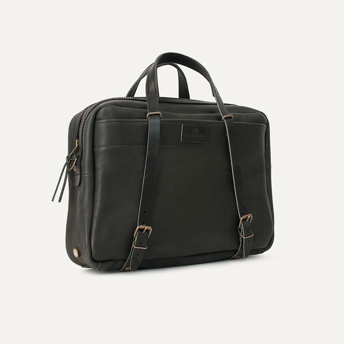 Computer bag business - Report black | Bleu de chauffe