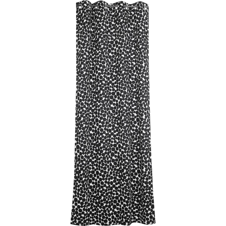 Rideaux Leroy Merlin Noir Et Balnc Style Pop Style Paola Navone Rideaux Leroy Merlin Textiles Tissus