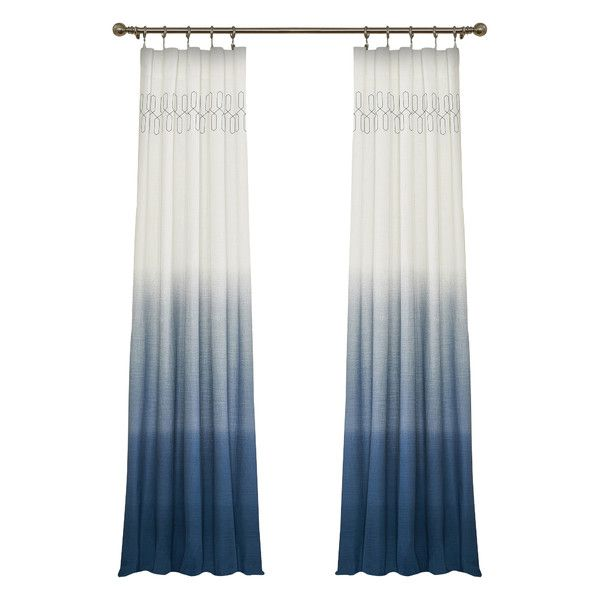 Found it at Joss & Main - Ombre Rod Pocket Curtain Panel