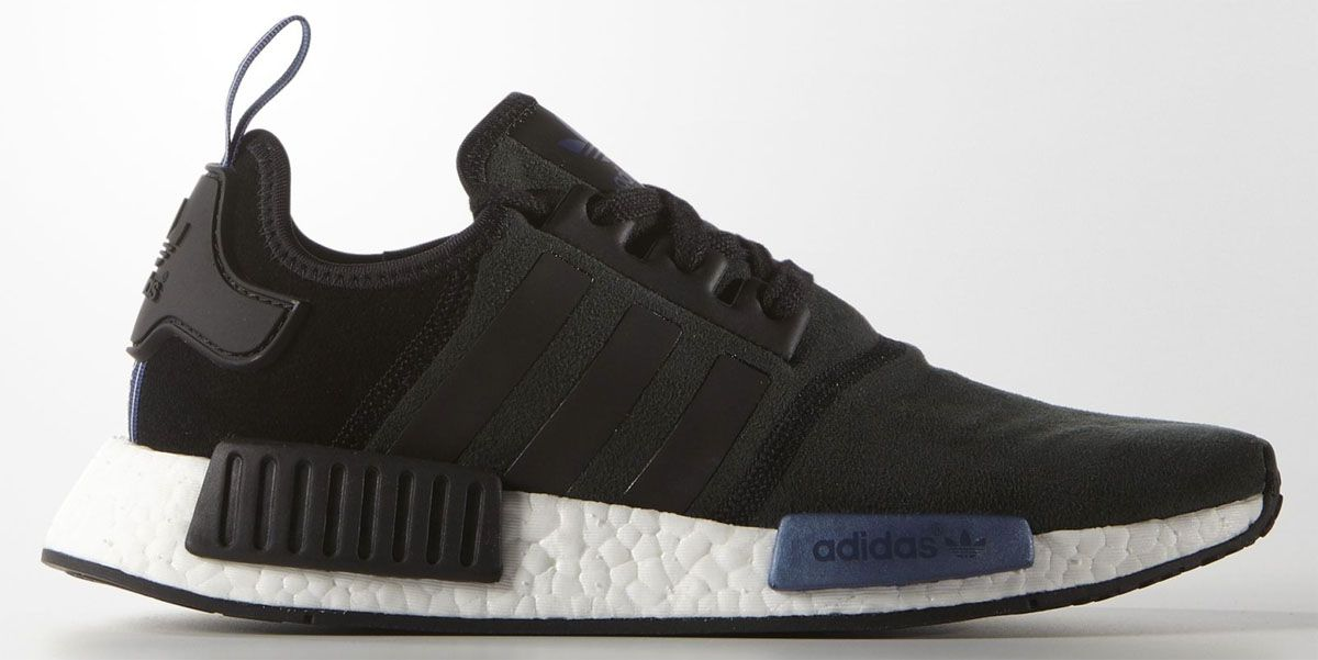 3438ee9ac423 adidas NMD Women s Black Navy