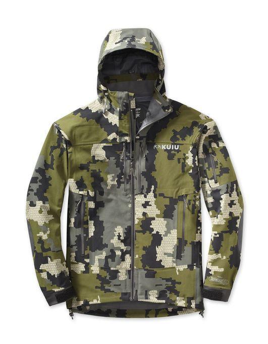 43ea480ef8ecc Kuiu Yukon Rain Jacket Verde 2.0   Hunting   Hunting jackets ...