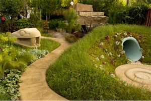 beautiful kids garden