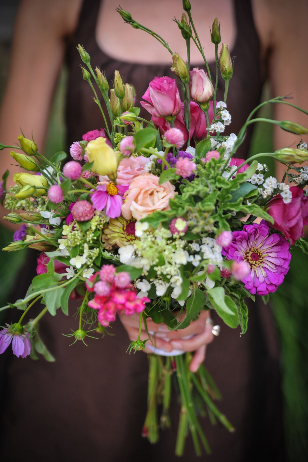 Our Sunny Meadows Flower Farm Blog Central Ohio Wedding