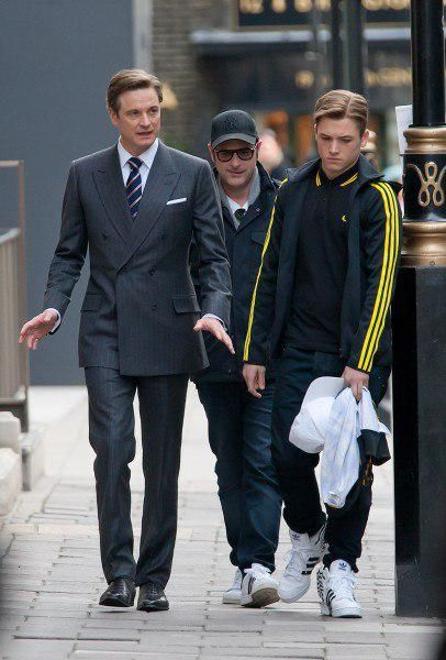 Kingsman FirthActor The Call They 2019 In Colin Actors 4L5jA3Rq