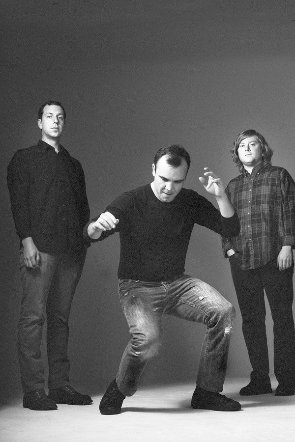 Future Islands - been a fan for many years. So glad they are getting recognition now.