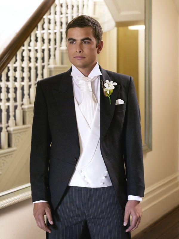 Peppers Suit Hire - Sydney, Australia based - CHARCOAL MORNING SUIT ...
