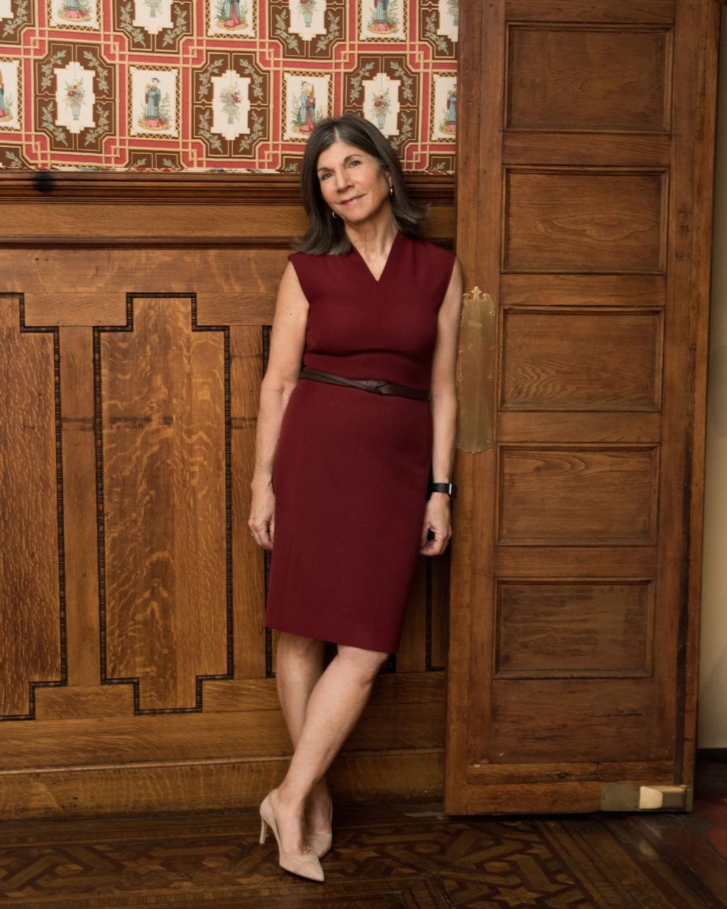 Author anna quindlen on her career journey and writing