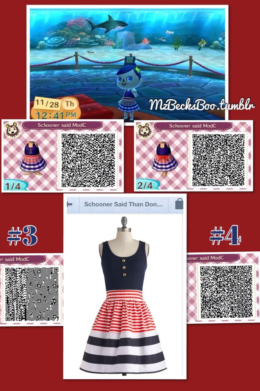 New Leaf Fashion By Mzbecksboo Animal Crossing Qr Animal Crossing Qr Codes Clothes Animal Crossing