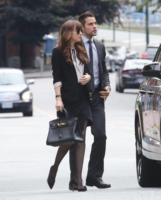 5f497e2c6c Foto - Christian e Anastasia Grey innamorati davanti alla SIP