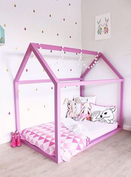 Casitas de madera para habitaciones de ni os kids rooms for Casitas para ninos