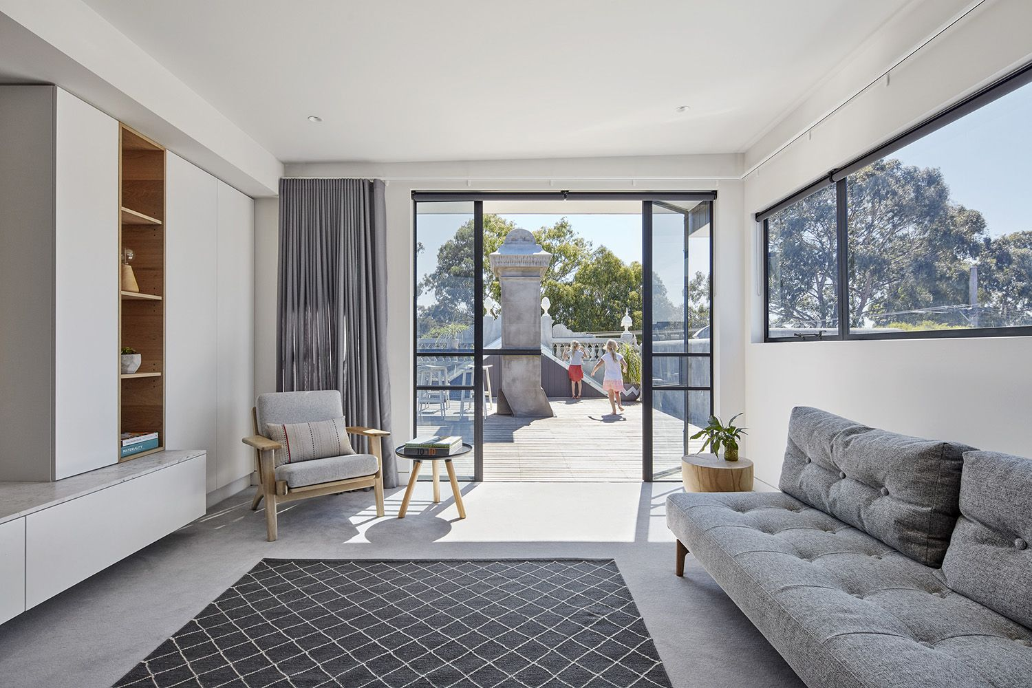 Fitzroy north house by mmad architecture project archive