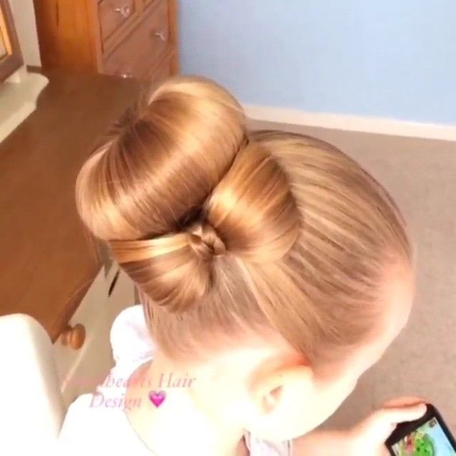 Maybe one of the flowergirl's hairstyle