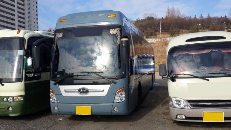 2011 Hyundai Universe Noble Autowini Car Used Bus Vehicles Trucks