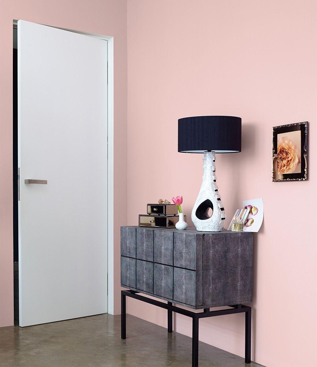 alpina feine farben no 23 wolken in ros zarte strke und elegante - Fantastisch Wandfarben Metallic Farben