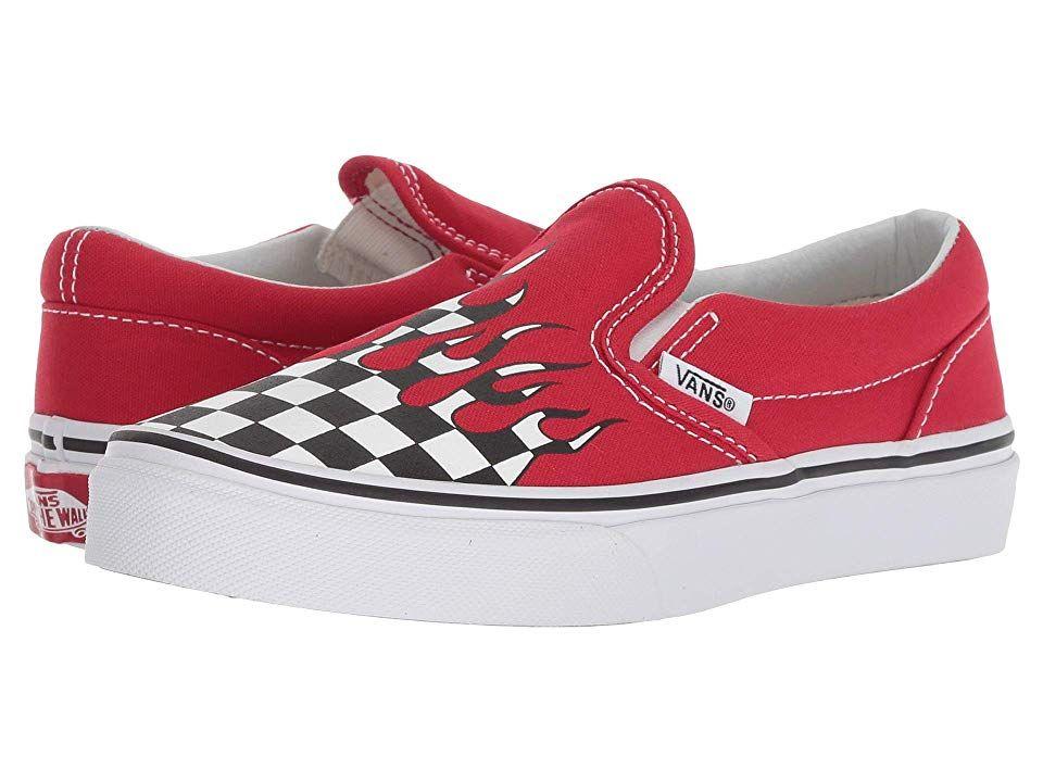 Vans Kids Classic Slip-On (Little Kid